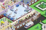 Vip-палата част. клиники в игре Городская больница