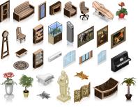 Элитная мебель (2) для игры Городская больница