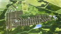 3D Генплан посёлка Коломо