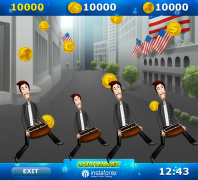 Движение персонажа для игры Catch Money