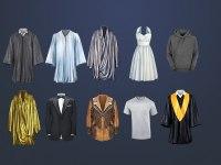 Одежда в проекте Твоя игра