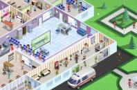 Частный кабинет в игре Городская больница