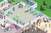 Палата гос. клиники в игре Городская больница