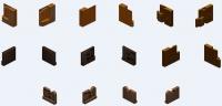 Шкафы для аналога игры Sims