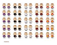 Пиджаки для персонажей в игре Хомячки