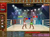 Звуки для игры Тайский бокс