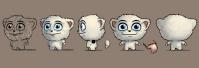 Концепт персонажа для детской игры
