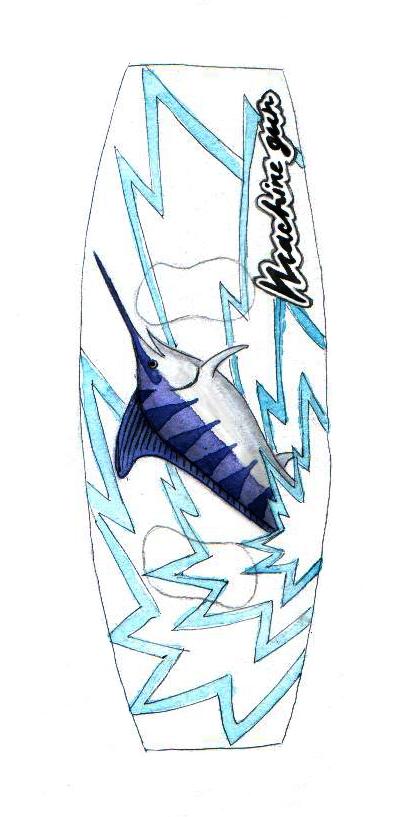 Дизайн принта досок для водных видов спорта (вейк, кайт ) фото f_815588a4cf696dda.jpg