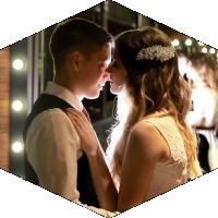 Монтаж свадебной прогулки