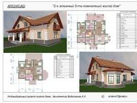 Проектирование загородных жилых домов