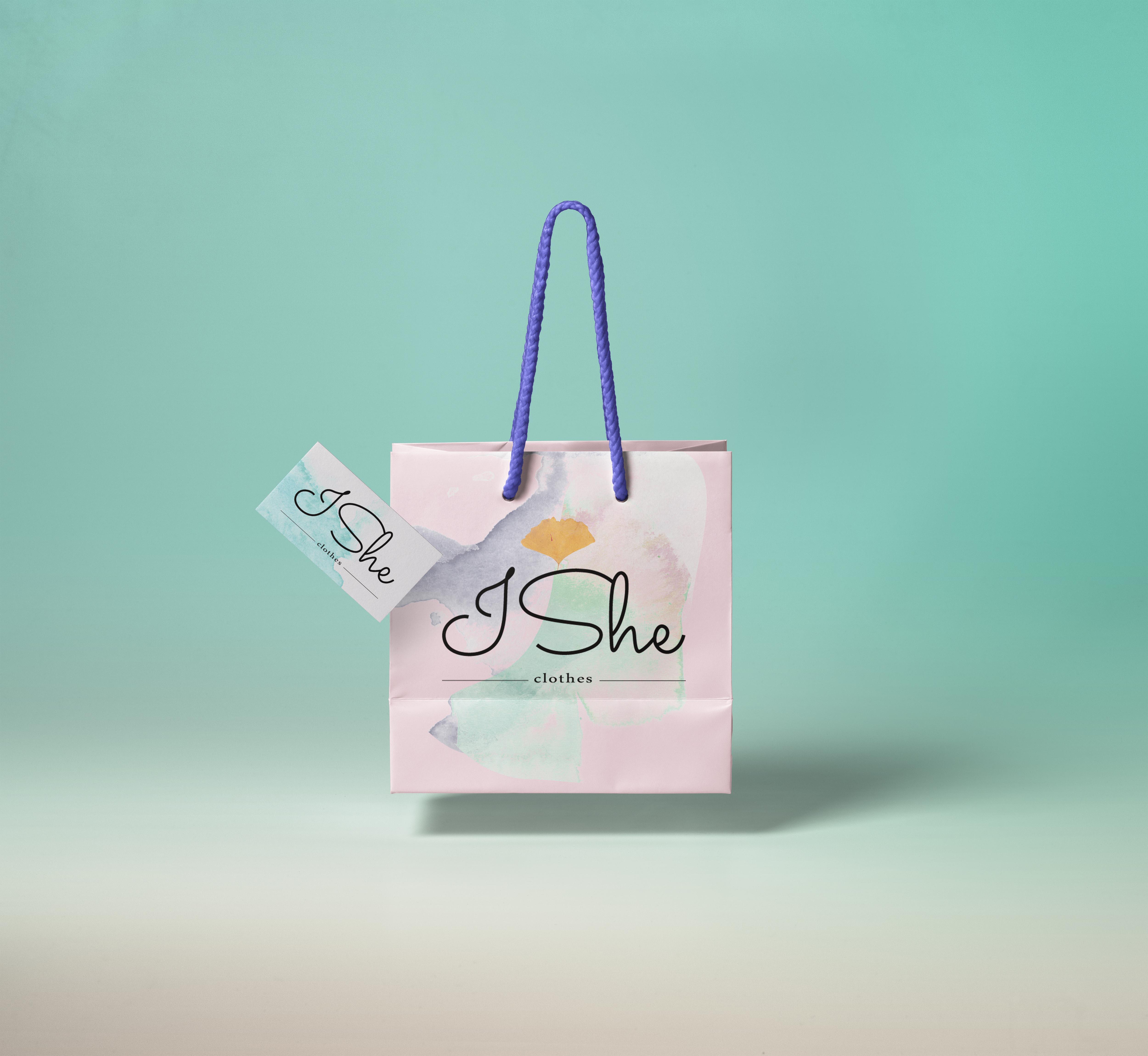 """Создать логотип для торговой марки """"IShe"""" фото f_249600bfaa726e80.jpg"""