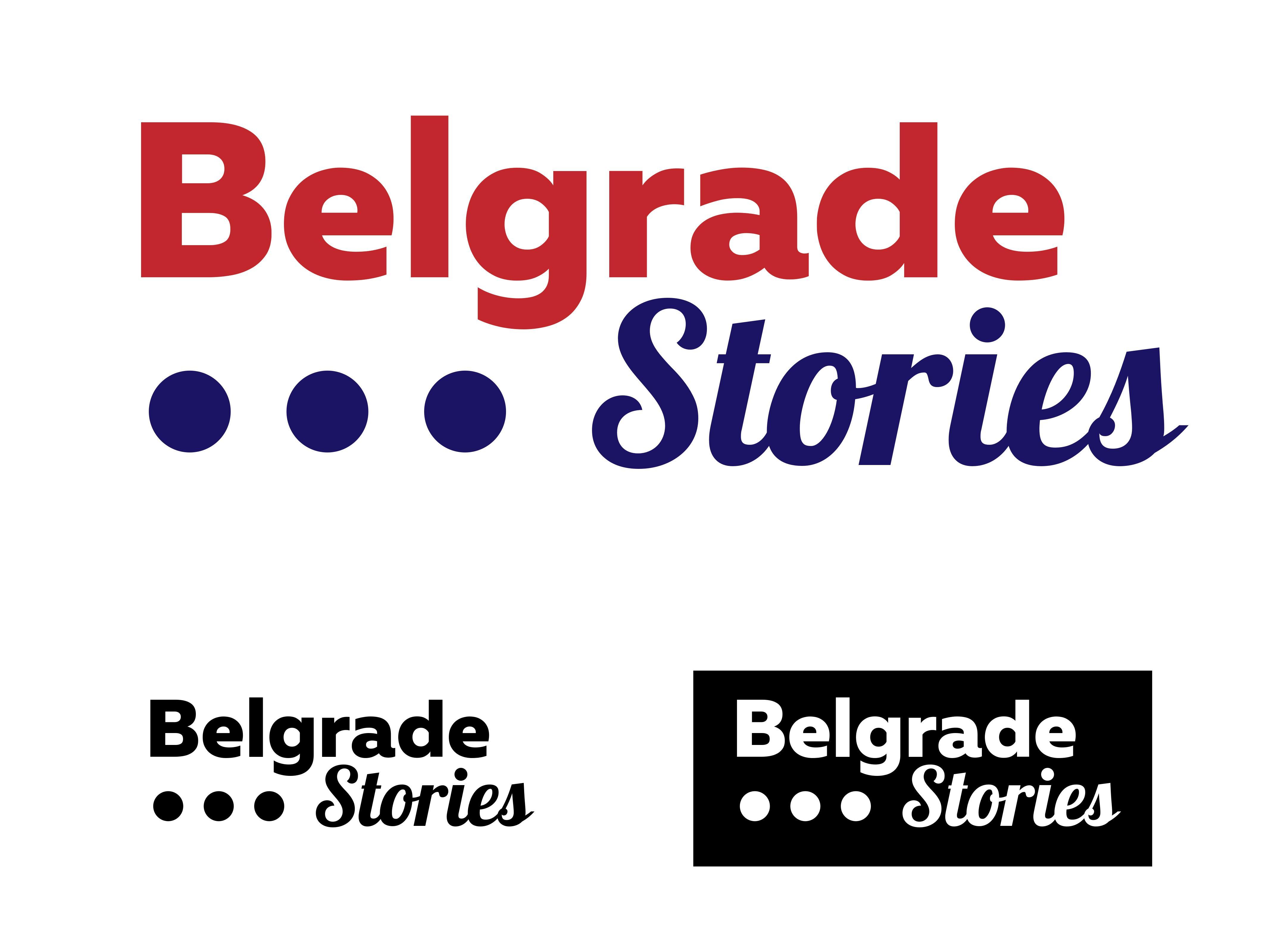 Логотип для агентства городских туров в Белграде фото f_441589253e565542.jpg