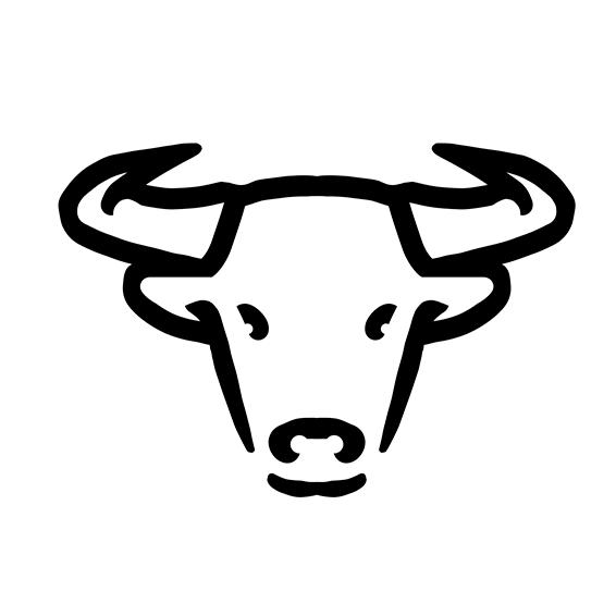 Создать рисунки быков, символа 2021 года, для реализации в м фото f_1655efe423d9ca63.png