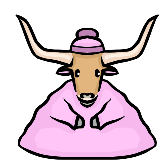Создать рисунки быков, символа 2021 года, для реализации в м фото f_5945ee4dccd5d179.png