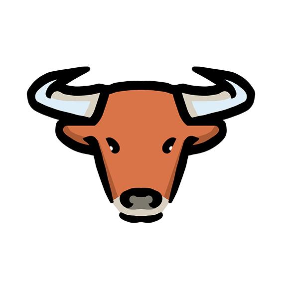 Создать рисунки быков, символа 2021 года, для реализации в м фото f_9695efe41e7da4c2.png