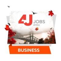 """Поиск работы в Европе """"4J"""""""