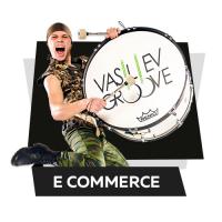 Адаптивная верстка официального сайта Vasiliev Groove