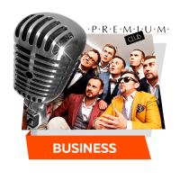 Адаптивная верстка сайта самых харизматичных ведущих Москвы