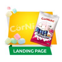"Лендинг десерта ""CorNiche"""