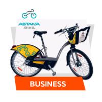 Адаптивная верстка сайта велопроката