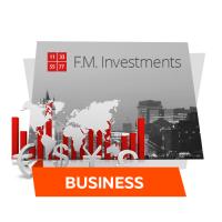 "Сайт инвестиций на forex ""F.M. Investments"""