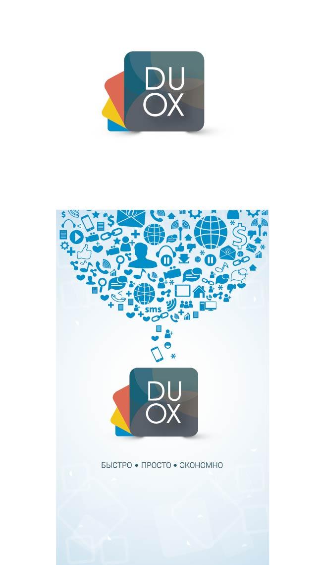 DUOX. Мобильное приложение. Дисконтные карты.