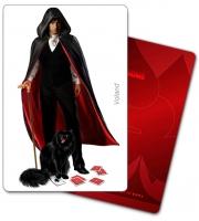 Подарочная колода карт со звездами покера.