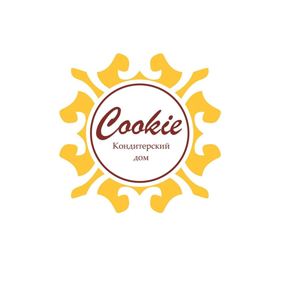 """лого для кондитерской """"Coockie"""""""