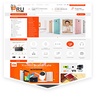 mishka-shop.com — интернет магазин продукции Xiaomi на Битриксе