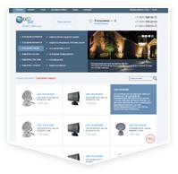 led-svt.ru — интернет магазин светотехники