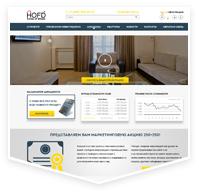 hofd.ru - разработка структуры и дизайна сайта по аренде и продаже квартир