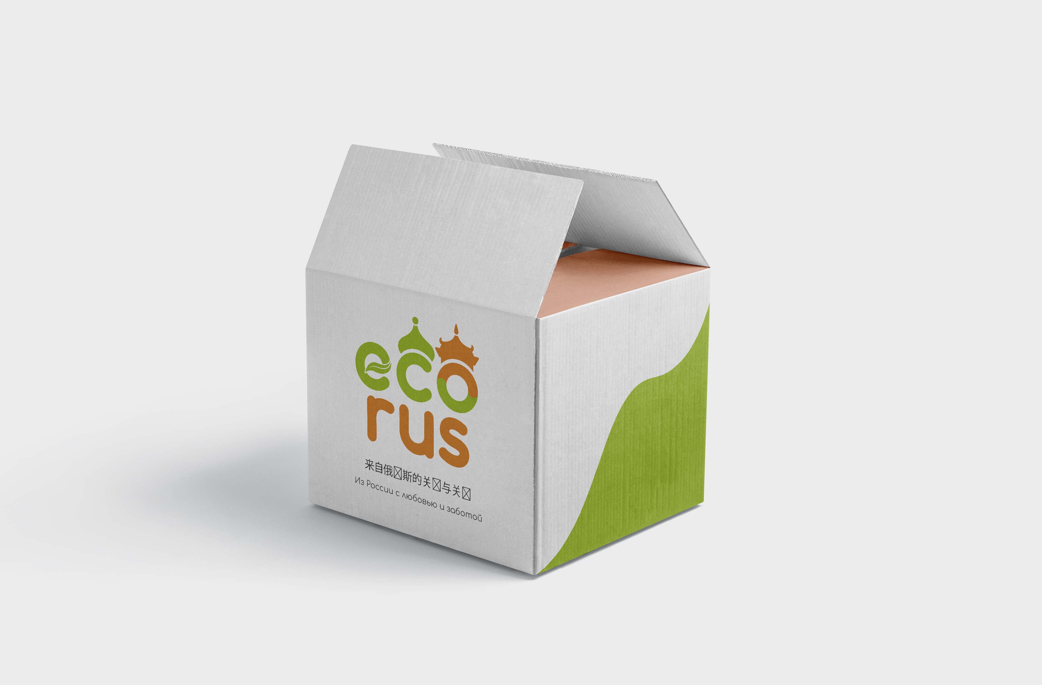 Логотип для поставщика продуктов питания из России в Китай фото f_0065ea991501cc41.jpg