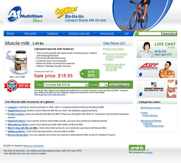 A1nutrition