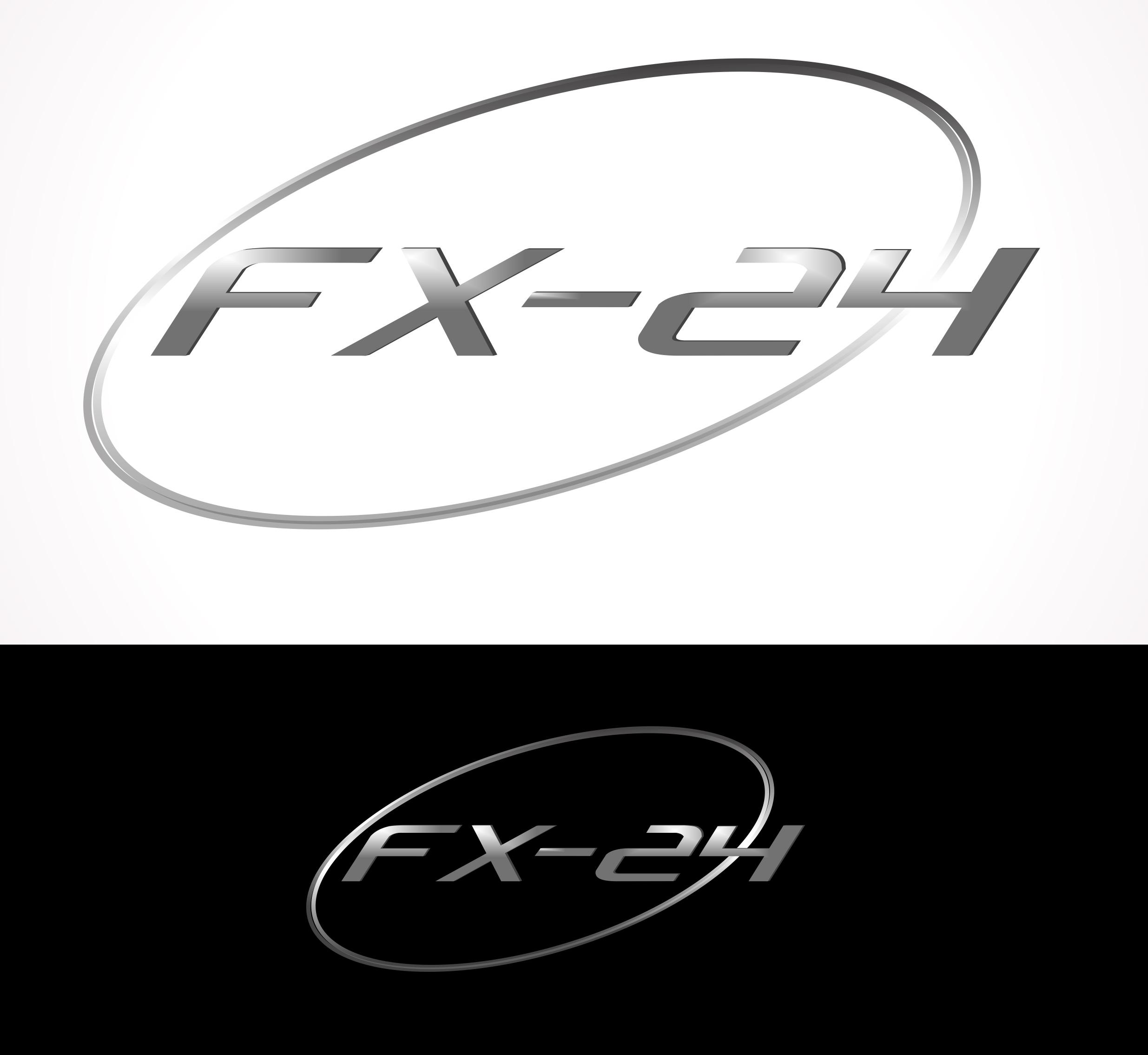 Разработка логотипа компании FX-24 фото f_563545a7243692f4.jpg