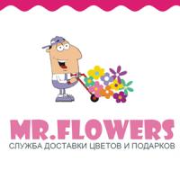 Оформление группы ВК MR.FLOWERS