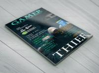 Обложка журнала Gamer