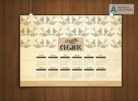 Календарь Organic
