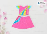 Платье M&M пайетки