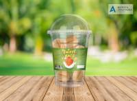 Этикетка Sweet nuts