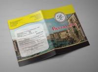 Буклет Pastalina