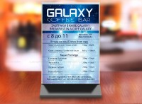 Table Tent Galaxy