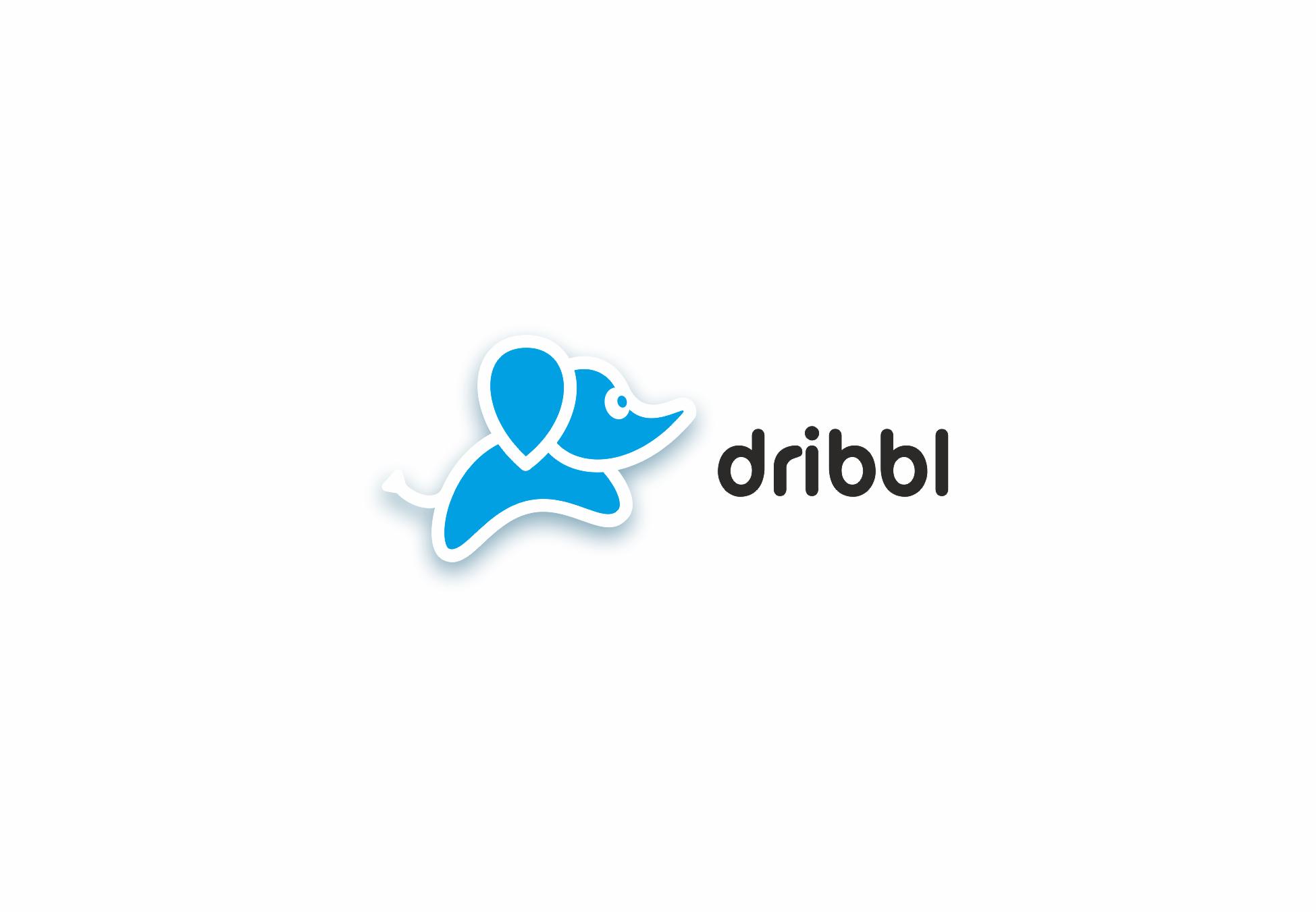 Разработка логотипа для сайта Dribbl.ru фото f_4595a9c1388bb9ad.png