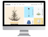 Кастомизация темы на вордпресс, наполнение товарами, баннерами - https://labscand.com/