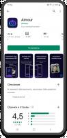 """Мобильное приложения, основанное на искусственном интеллекте """"AImour"""" - https://play.google.com/store/apps/details?id=ai"""