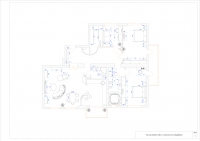 План расстановки мебели и сантехники