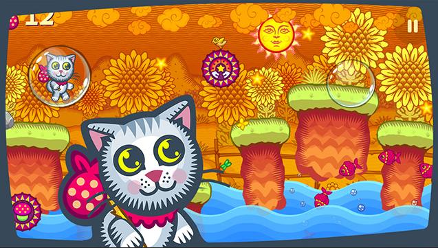 Чудо-Котик (Wonder Cat) Futujoy