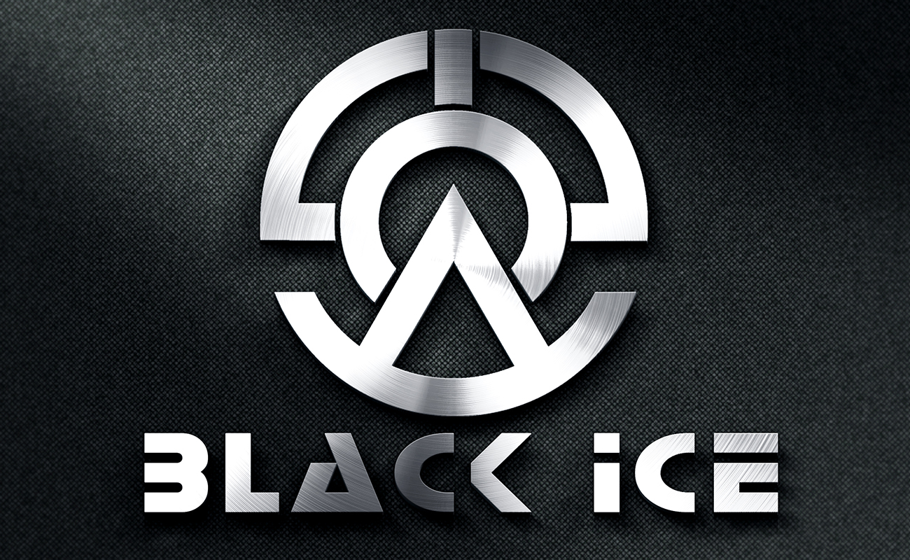 "Логотип + Фирменный стиль для компании ""BLACK ICE"" фото f_34056e482e281154.jpg"