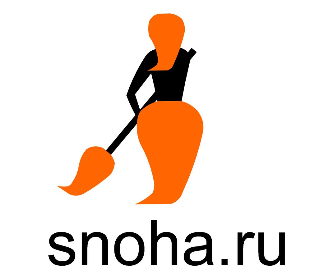 Логотип клининговой компании, сайт snoha.ru фото f_14454a2857bb9846.jpg