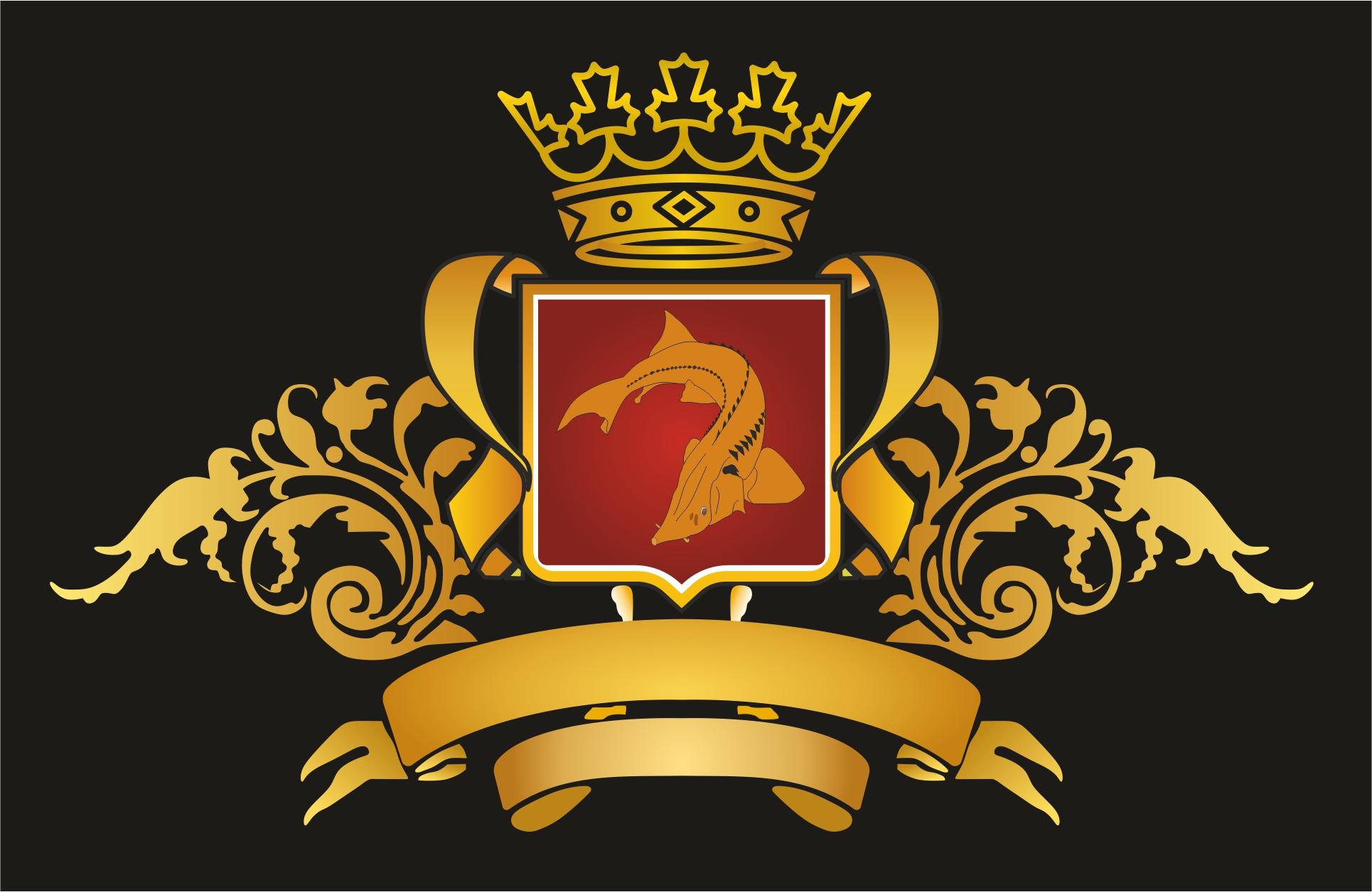 Лого отрисовка в векторе
