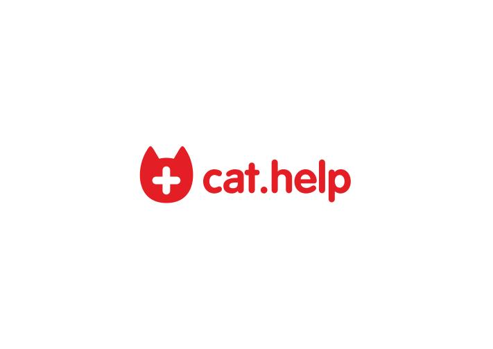 логотип для сайта и группы вк - cat.help фото f_95459db0a0fd10e1.png